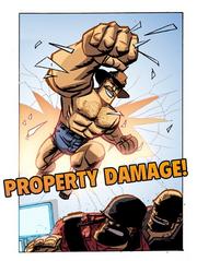 Property Damage!