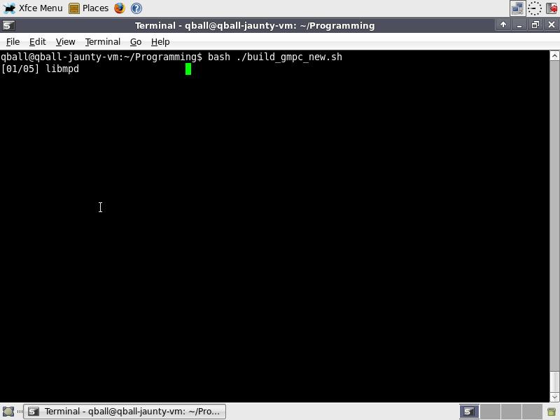 Gmpc-dev-install-guidestep 6