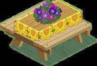 Flower Festival Table