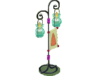 Flag Lamp (200)
