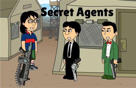 Secret Agents (1)