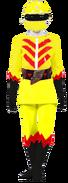 GoRanger-Yellow