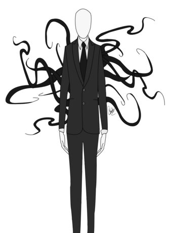 Slender man by cyndicyanide-d56ztc1
