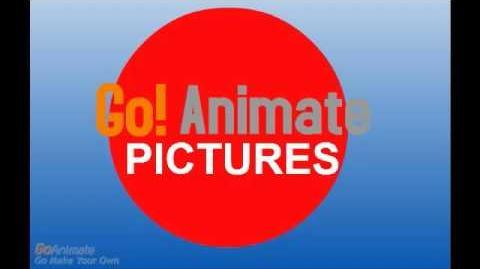 GoAnimate Pictures logo