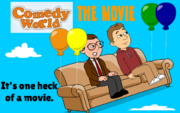Comedy World The Movie Poster2