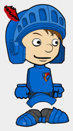 DNF Mike The Knight GoAnimate