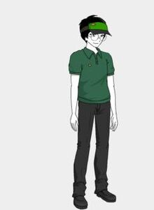 MarioLeopoldSam Go!Animate character