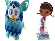 Doc and furby