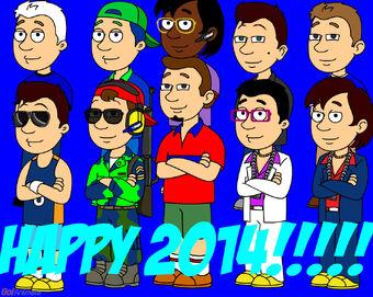 HAPPY 2014!!!!!!