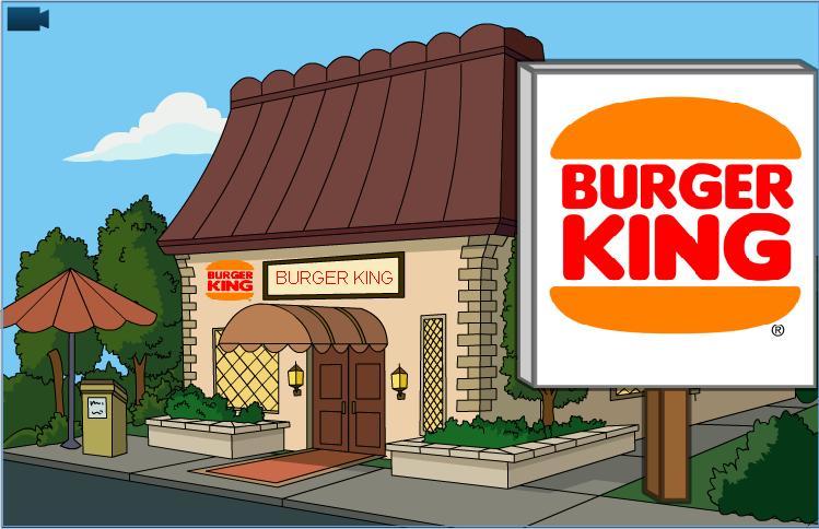 Burger King (Daytime)