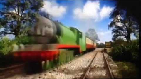 Thomas & the Magic Railroad- Really Useful Engine (Hebrew) תומס ומסילת הקסמים