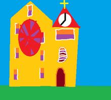 Blue's Farm Church 1829
