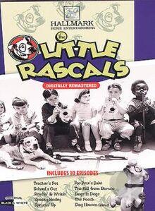 Little Rascals Vol 3 & 4