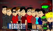 Heroes Poster!!