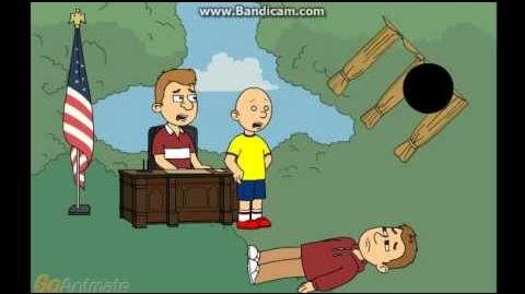 Aaron & Caillou Becomes President Co-President-3