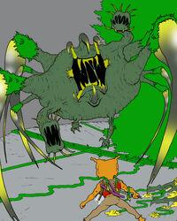 YellowMuskCreeper