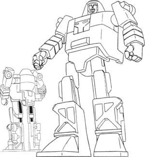 Mixer Robo