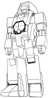 Bulldozer Robo