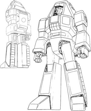 Battle Robo
