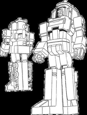 Steam Robo