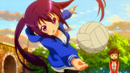 Rize's Better A Volleyball Player!!!