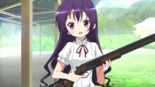 Rize's Pretend to Be Aya-Like