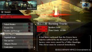 R7 Burning Tracks