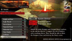 R8 Screw Driver