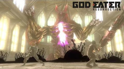 GOD EATER Resurrection - Launch Trailer PS4, Vita