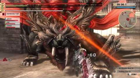 GOD EATER 2 RAGE BURST - Story 18- Black Forest