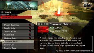 R9 Newcomer Trials