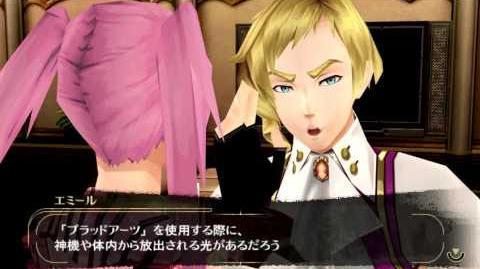 God Eater 2 Emil Full Character Episode - PPSSPP v1.0