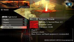 UR5 Infantry Swarm P2