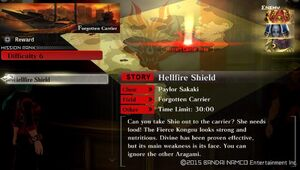 R6 Hellfire Shield