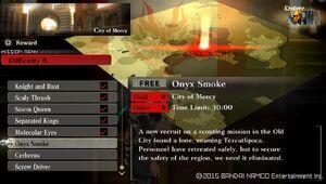 R8 Onyx Smoke