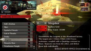R4 Slingshot