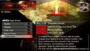 UR6 Thunderstorm
