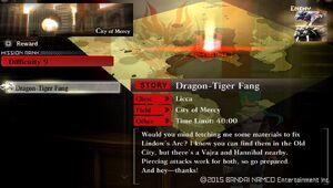 R9 Dragon-Tiger Fang