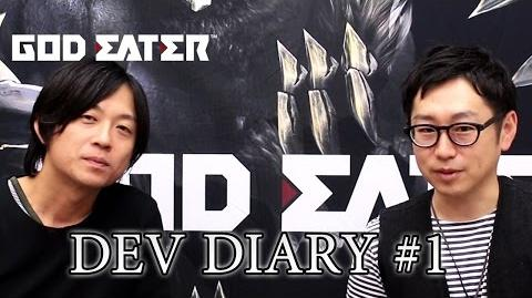 God Eater - PS4 PS Vita PC Digital - Developer Diary 1