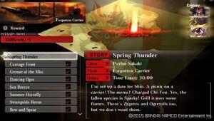 R5 Spring Thunder
