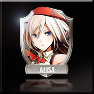 Alisa Ace Combat Infinity Emblem