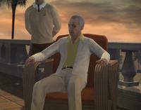 Hyman Roth game