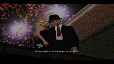 Godfather - Fireworks - Killing police chief! (with commentary)