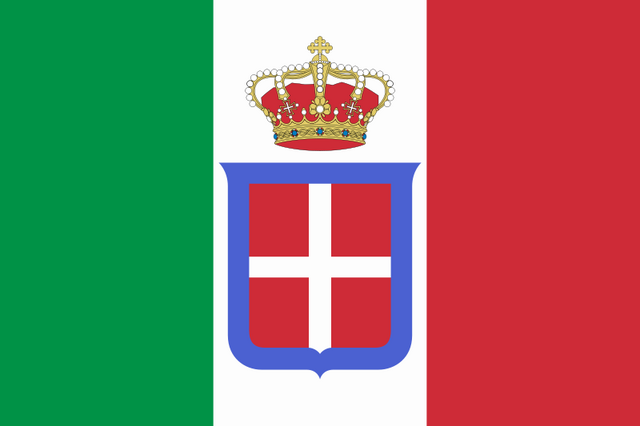 File:Kingdom of Italy flag.png