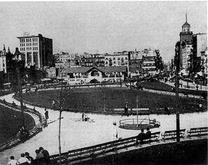 1903 Mulberry Bend - Now Columbus Park