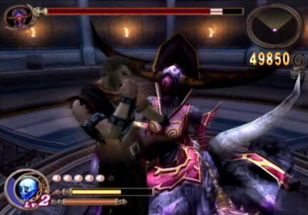 Fighting Demon Shannon