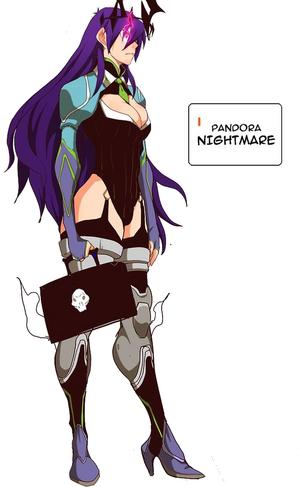 Pandoranitemare