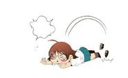 Mi-Ra fell down