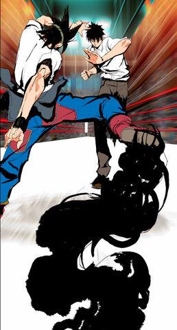 File:Blue Dragon's Kick before kicking.jpg