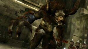 Minotaur (God of War Ghost of Sparta)